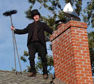 Chimney Sweep Services Portland Or The British Brush